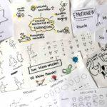 Einblicke: Sketchnotes Workshop - Visuelle Notizen für dich Teil 3
