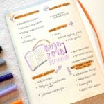 Jahresrückblick: Wie ich mein Bullet Journal nutze um das Jahr auszuwerten