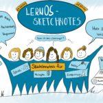 [Gastartikel] Erfahrungen mit dem lernOS Sketchnoting Leitfaden - ein Bericht